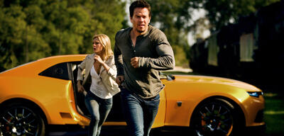 Mark Wahlberg in Transformers 5