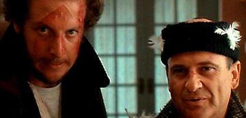Daniel Stern und Joe Pesci in Kevin - Allein zu Haus