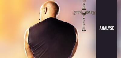Vin Diesels Rücken in Fast & Furious 9