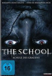 The School - Schule des Grauens Poster