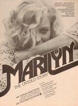 Marilyn Monroe - Eine wahre Geschichte - Poster