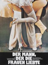 Der Mann, der die Frauen liebte - Poster