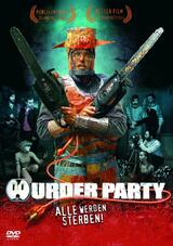 Murder Party - Poster