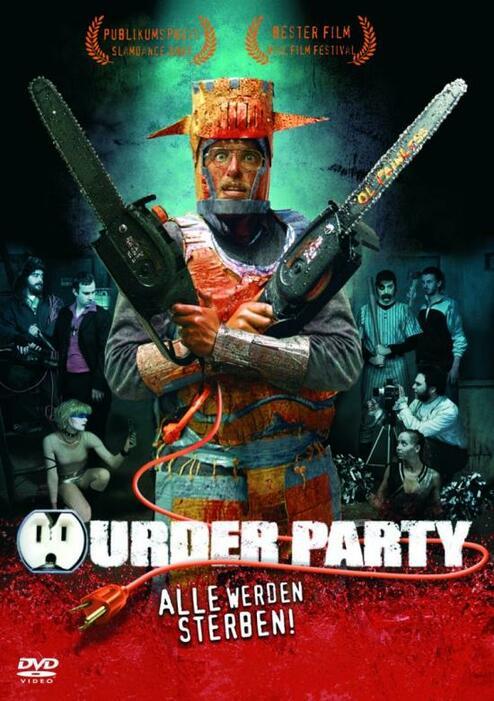 Murder Party - Bild 1 von 1