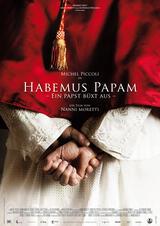 Habemus Papam - Ein Papst büxt aus - Poster