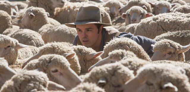 A Million Ways to Die in the West mit Seth MacFarlane