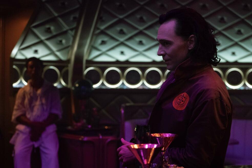 Loki, Loki - Staffel 1, Loki - Staffel 1 Episode 3 mit Tom Hiddleston