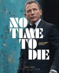 Poster zu James Bond 007 - Keine Zeit zu sterben