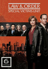 Law & Order: New York - Staffel 6 - Poster