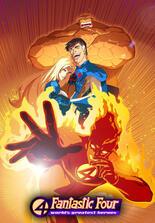 Fantastic Four - Die größten Helden aller Zeiten