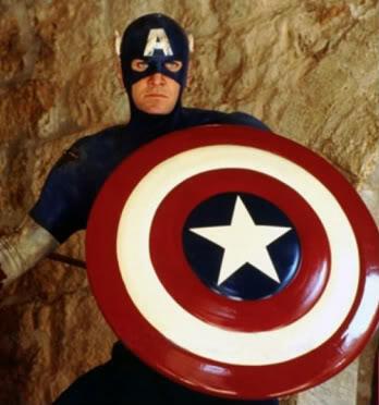 Captain America - Bild 6 von 8
