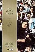 Die goldene Karosse Poster