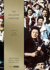 Die goldene Karosse - Poster