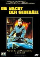 Die Nacht der Generäle - Poster