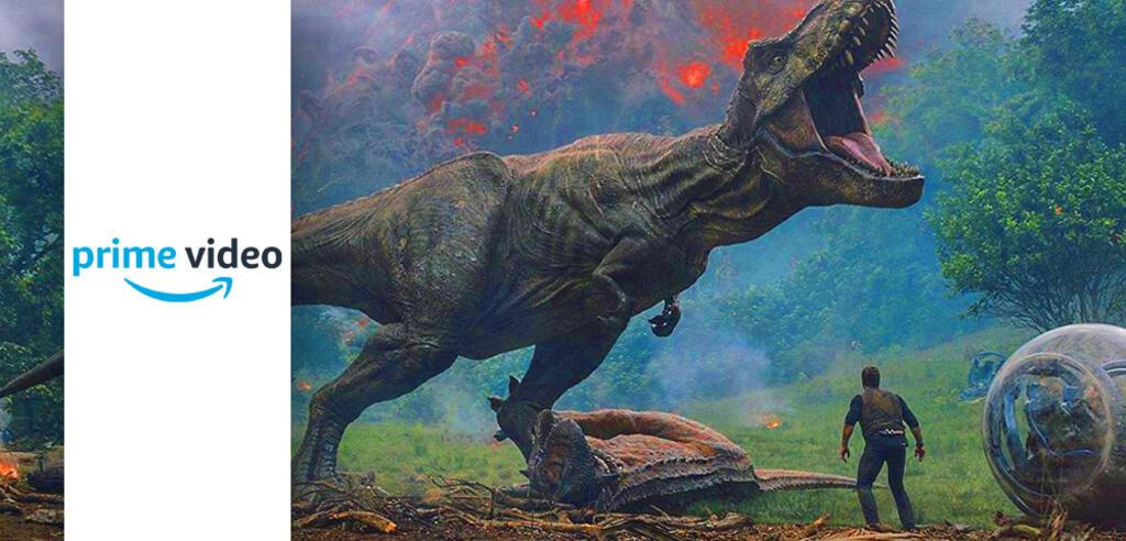 Neu bei Amazon Prime: Jurassic World 2