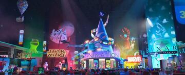 Das neue Disney(franchise)land in Ralph reichts 2
