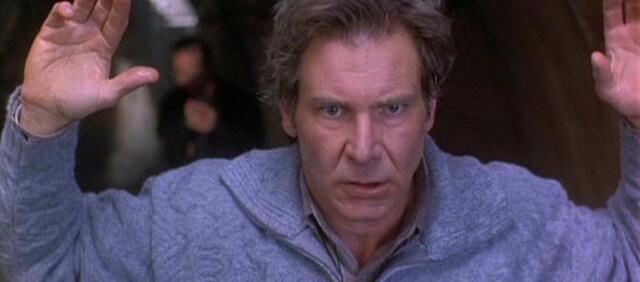 Harrison Ford Auf Der Flucht