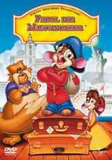 Feivel, der Mauswanderer - Poster