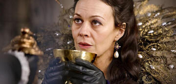 Helen McCrory in Doctor Who