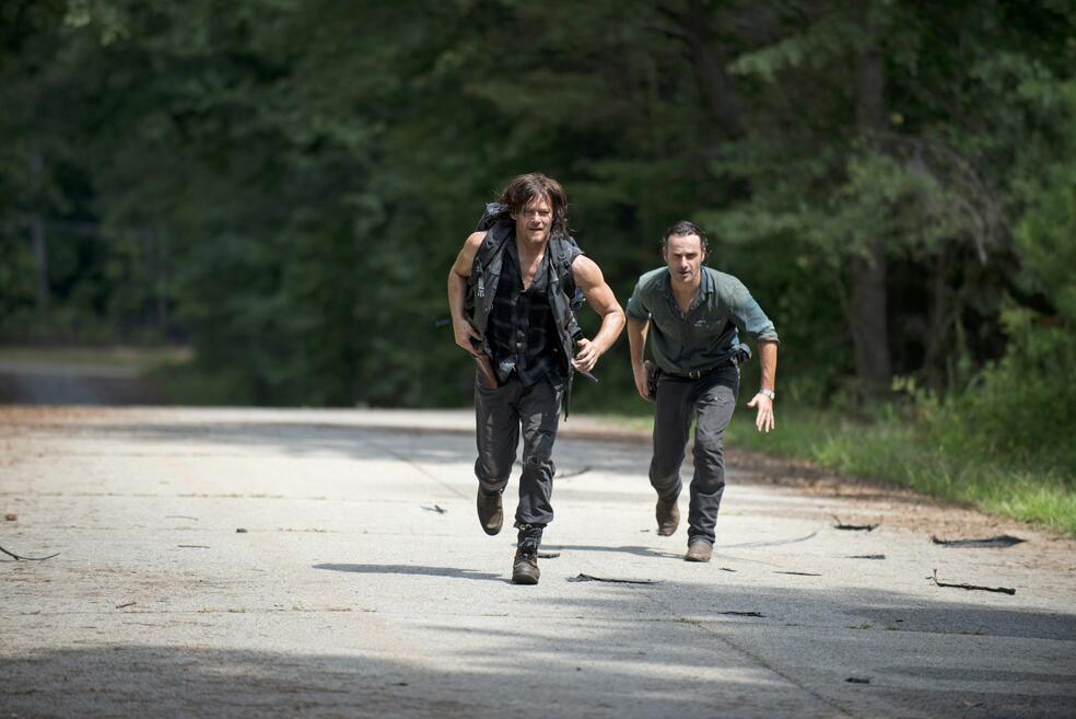 Walking Dead Staffel 6 Online Sehen