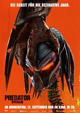 Predator - Upgrade - Poster