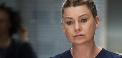 Grey's Anatomy: eine traurige Meredith Grey (Ellen Pompeo)