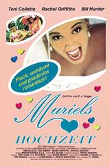 Muriels Hochzeit - Poster