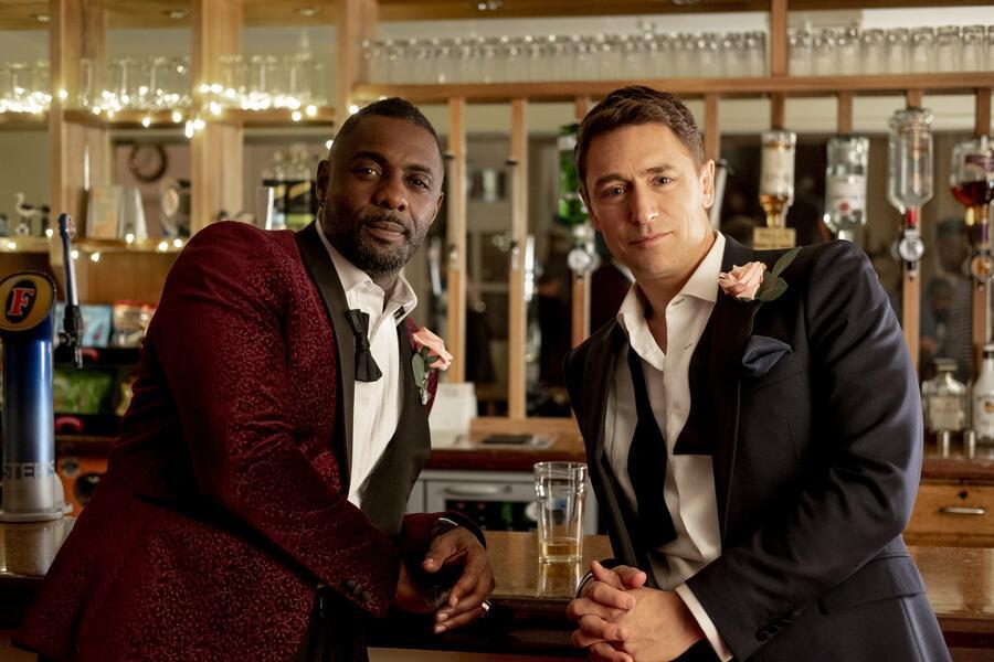 Turn Up Charlie , Turn Up Charlie  - Staffel 1 mit Idris Elba und JJ Feild