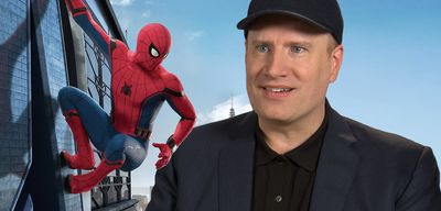 Kevin Feige im Interview