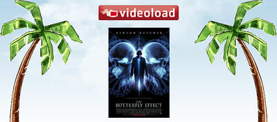 The Butterfly Effect als Video on Demand