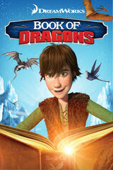 Book of Dragons - Poster