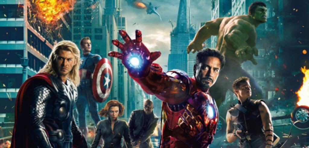 Sind 2015 zuerst am Start: Die Avengers