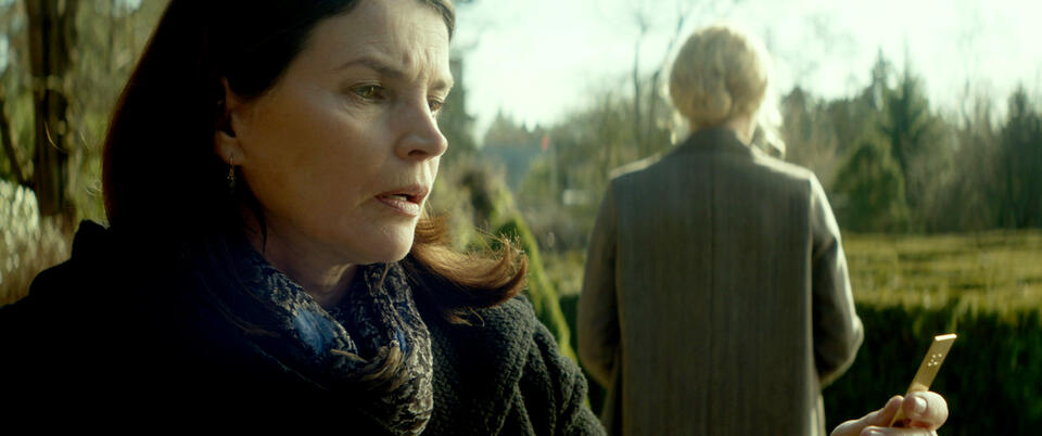 Rememory mit Julia Ormond