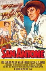 Der Cowboy von San Antone - Poster