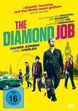 The Diamond Job - Gauner, Bomben und Juwelen - Poster
