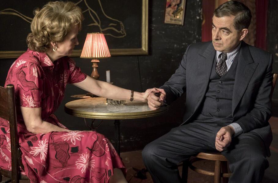Kommissar Maigret: Die Tänzerin und die Gräfin mit Rowan Atkinson und Lorraine Ashbourne