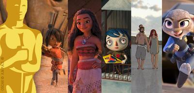 Die Nominierten für den Besten Animationsfilm 2017