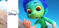 Bild zu:  Luca jetzt bei Disney+
