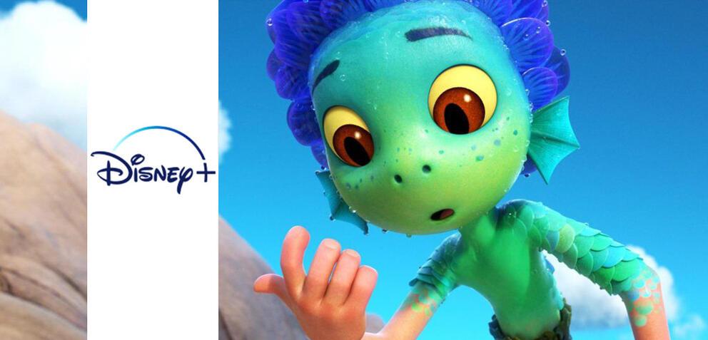 Luca jetzt bei Disney+