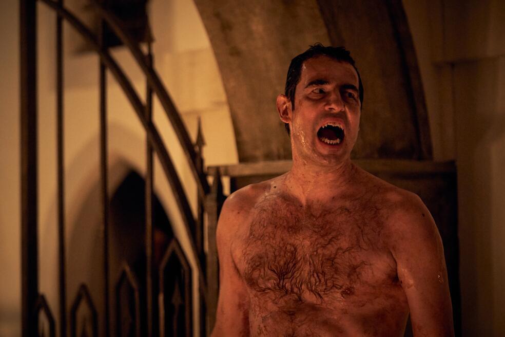 Dracula, Dracula - Staffel 1 mit Claes Bang