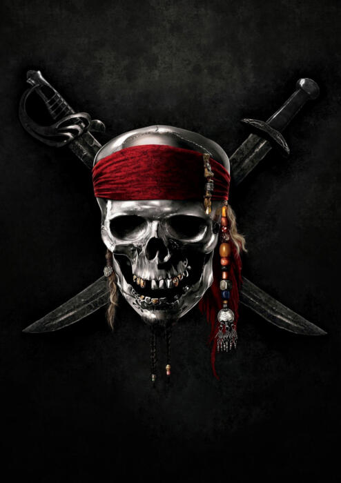 Pirates of the Caribbean - Fluch der Karibik 5 Poster