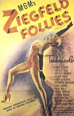 Ziegfelds himmlische Träume