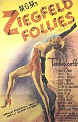 Ziegfelds himmlische Träume - Poster