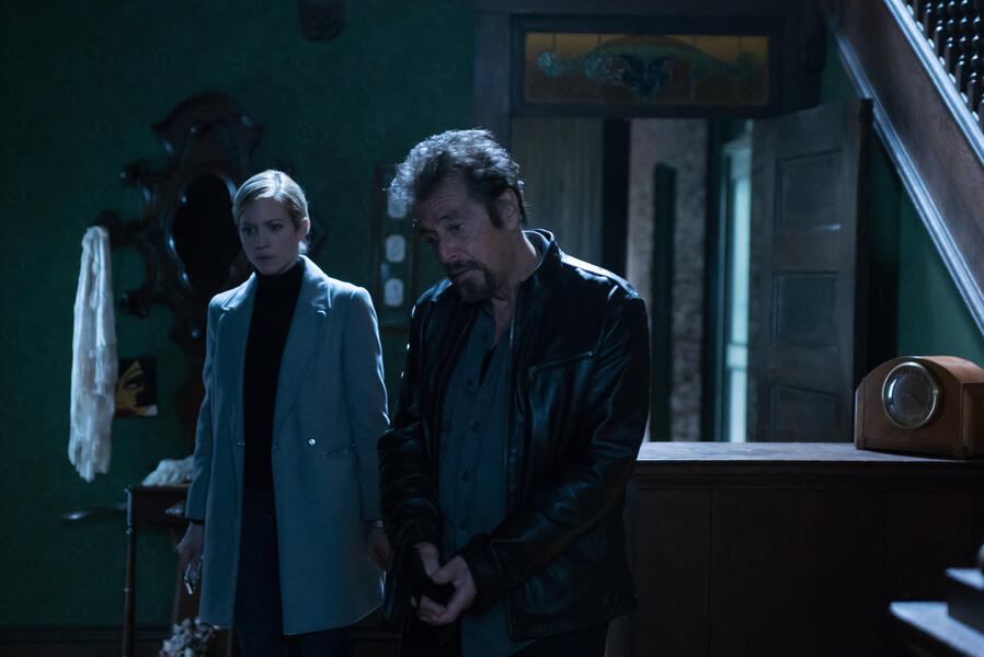 Hangman mit Al Pacino und Sarah Shahi