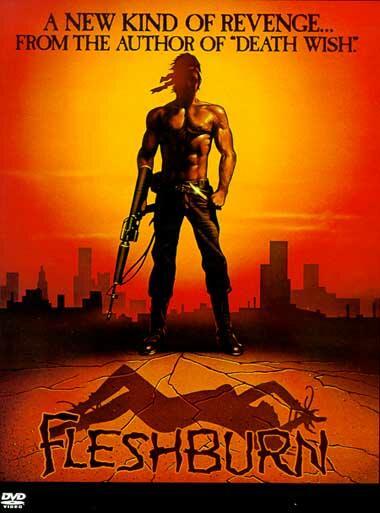 Fleshburn - In der Hitze der Wüste