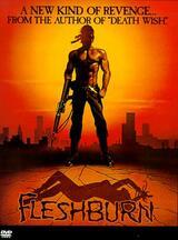 Fleshburn - In der Hitze der Wüste - Poster