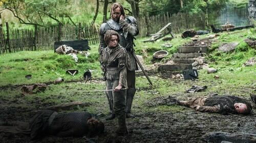 Game of Thrones - Staffel 4 mit Maisie Williams und Rory McCann