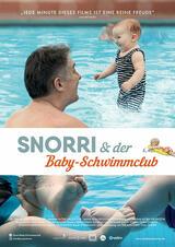 Snorri & der Baby-Schwimmclub - Poster