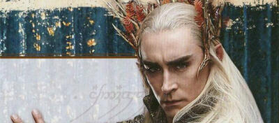 Lee Pace als Elbenkönig Thranduil in Der Hobbit