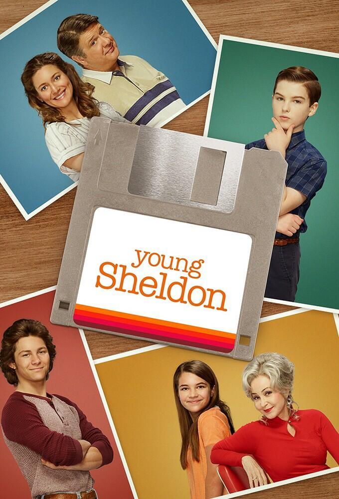 Young Sheldon - Staffel 5